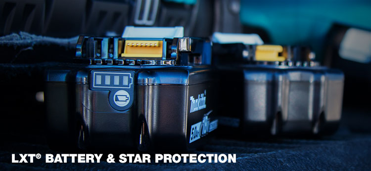 LXT ®  BATTERY & STAR PROTECTION