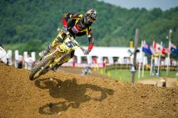 ROCKSTAR MAKITA SUZUKI LEADS THE WAY TO THUNDER VALLEY NATIONAL