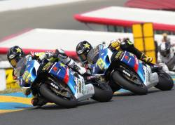 ROCKSTAR MAKITA SUZUKI 4 POINTS OUT OF CHAMPIONSHIP LEAD IN AMA SUPERBIKE
