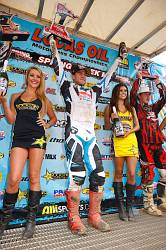 DUNGEY PERFECT IN MILLVILLE, EXTENDS LEAD TO 89 POINTS