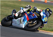 ROCKSTAR MAKITA SUZUKI FINISHES STRONG IN NEW JERSEY