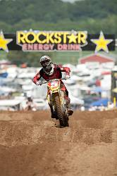 DUNGEY CONTINUES WINNING STREAK AT RED BUD