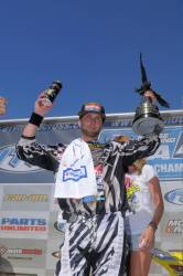 ROCKSTAR MAKITA SUZUKI DOMINATES STEEL CITY ATV MOTOCROSS
