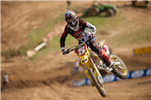 DUNGEY WINS 17TH MOTO OF THE AMA PRO MOTOCROSS SEASON AT STEEL CITY