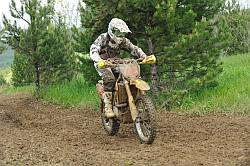 JOSH STRANG MAINTAINS POINTS LEAD AT MOUNTAIN RIDGE GNCC