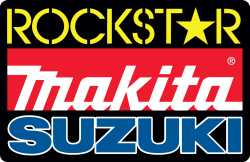 ROCKSTAR MAKITA SUZUKI LEADS THE WAY TO BUDDS CREEK MX