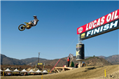 DUNGEY AND ROCKSTAR MAKITA SUZUKI PUT A PERFECT CAP ON PHENOMENAL ROOKIE SEASON