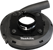 MAKITA EXPANDS CONCRETE SOLUTIONS WITH NEW GRINDER SHROUD, HAMMER ATTACHMENT