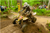 ROCKSTAR MAKITA SUZUKI'S CHRIS BORICH EXTENDS CHAMPIONSHIP POINTS LEAD AT INDY 100 ATV GNCC