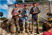 ROCKSTAR MAKITA SUZUKI'S CHRIS BORICH GRABS THE WIN AT UNADILLA ATV GNCC!