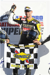 TEAM ROCKSTAR MAKITA SUZUKI CELEBRATES AMA SUPERBIKE VICTORIES & PODIUMS AT DAYTONA