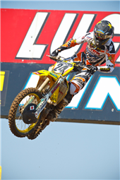 TEAM ROCKSTAR MAKITA SUZUKI GRABS A TOP FIVE AND TOP TEN AT FREESTONE MOTOCROSS