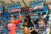 TEAM ROCKSTAR MAKITA SUZUKI DOUBLE-PODIUMS AT WASHOUGAL MOTOCROSS!