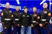 ROCKSTAR MAKITA SUZUKI HONOR THE MILITARY AND PLAY HOST FOR WOUNDED WARRIOR PROJECT AT MILLER MOTORSPORTS PARK ON MEMORIAL DAY