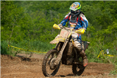 FMF MAKITA SUZUKI'S JOSH STRANG TAKES OVER CHAMPIONSHIP POINTS LEAD AFTER ROCK RUN GNCC