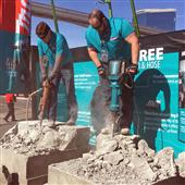 NEW VIDEO HIGHLIGHTS MAKITA INNOVATION AT WORLD OF CONCRETE 2016
