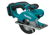MAKITA 18V LITHIUM-ION METAL CUTTING SAW IS A JOBSITE FAVORITE