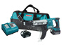 MAKITA 18V LXT LITHIUM-ION AUTOFEED SCREWDRIVER DELIVERS CORDLESS SOLUTION FOR DECKING, SUB-FLOOR, AND MORE