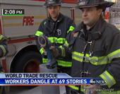 NEW YORK FIREFIGHTERS TURN TO MAKITA 18V LXT GRINDERS IN WORLD TRADE CENTER RESCUE