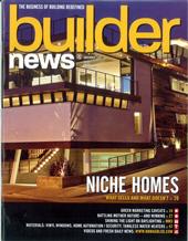 "BUILDER NEWS MAGAZINE CALLS NEW MAKITA CONCRETE PLANER ""SOLID"""