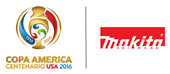 MAKITA NAMED OFFICIAL POWER TOOL AND OFFICIAL PARTNER OF THE 2016 COPA AMERICA CENTENARIO