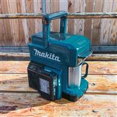 MAKITA LAUNCHES NEW CORDLESS COFFEE MAKER