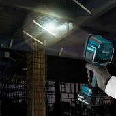 MAKITA LAUNCHES NEW 18V LXT CORDLESS L.E.D. FLASHLIGHT AND SPOTLIGHT