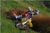 FMF MAKITA SUZUKI'S JOSH STRANG RETURNS TO RACING AT UNADILLA VALLEY SPORTS CENTER