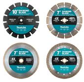 MAKITA INTRODUCES NEW DIAMOND BLADES - PHASE 2