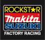 ROCKSTAR MAKITA SUZUKI'S WIMMER, GUST 1ST, 2ND AT MUDDY CREEK & BORICH WINS SNOWSHOE GNCC