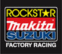 ROCKSTAR MAKITA SUZUKI'S DUSTIN WIMMER DOMINATES ROUND 2 OF THE AMA ATV MX CHAMPIONSHIP