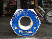 MAKITA WINS FASTENAL OPERATIONAL EXCELLENCE AWARD