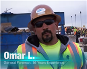 VIDEO CAPTURES JOB SITE FEEDBACK ON THE NEW IMPACT X