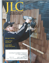 MAKITA TOOLS ON THE JOB WITH JLC MAGAZINE