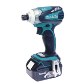 MAKITA 18V LXT BRUSHLESS IMPACT DRIVER SELECTED AS BEST