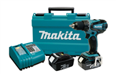 NEW DRIVER-DRILL IS LATEST ADDITION TO 18V LXT LITHIUM-ION LINE-UP