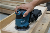 HOMEFIXATED.COM TRIES OUT THE NEW 18V LXT® SANDER