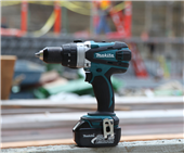 NEW MAKITA 18V LXT® HAMMER DRIVER-DRILL DELIVERS SPEED, DURABILITY, AND INDUSTRY-LEADING TORQUE
