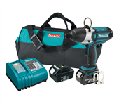 MAKITA'S POWERFUL NEW 18V LXT IMPACT WRENCH IDEAL FOR ELECTRIC & TELEPHONE UTILITIES