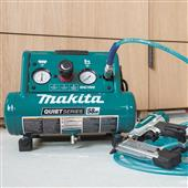 MAKITA LAUNCHES NEW QUIET SERIES ELECTRIC AIR COMPRESSORS