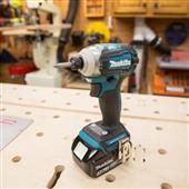 18V LXT BRUSHLESS QUICK SHIFT MODE 4-SP IMPACT DRIVER TOPS A FIELD OF 10 IN REVIEW