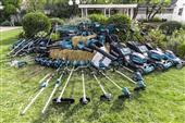 USERS DEMAND ALTERNATIVES TO GAS AND MAKITA DELIVERS WITH WORLDS LARGEST PROFESSIONAL CORDLESS OUTDOOR POWER EQUIPMENT SYSTEM
