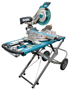 MAKITA'S NEW JOBSITE MITER SAW STAND IS PERFECT COMPANION TO MAKITA'S BEST-IN-CLASS MITER SAWS