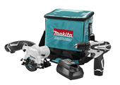 TOOLMONGER.COM WEIGHS-IN ON MAKITA'S NEW 12V COMBO KIT