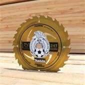 "MAKITA® DELIVERS EXCLUSIVE ""FMF"" SAW BLADE FOR HISPANIC CONTRACTORS WITH A PASSION FOR SOCCER"