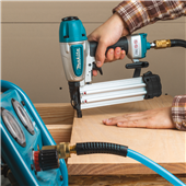 MAKITA INTRODUCES IMPROVED 18 GAUGE BRAD NAILER