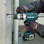 MAKITA'S POWERFUL NEW 18V LXT LITHIUM-ION CORDLESS HAMMER DRIVER-DRILL DELIVERS HIGH TORQUE, MORE SPEED, AND MORE WORK