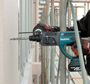 MAKITA'S NEW 18V LXT LITHIUM-ION CORDLESS ROTARY HAMMER IS MORE COMPACT WITH LESS VIBRATION