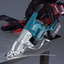 MAKITA'S NEW CORDLESS METAL SHEAR COMBINES HIGH SPEED, COMPACT SIZE, AND LESS WEIGHT