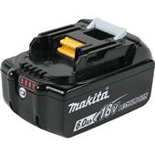 MAKITA RELEASES NEW FAST-CHARGING 18V LXT® LITHIUM-ION 6.0AH BATTERY